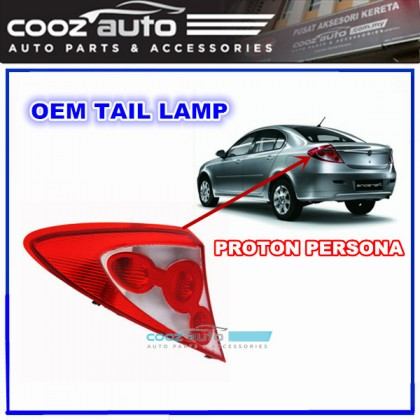 Proton Persona 2007-2009 Rear Right Driver Side TailLight TailLamp Tail Lamp