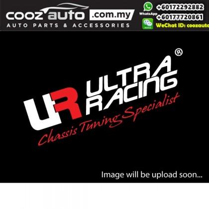 Chevrolet Aveo T200 1.5 2002 Ultra Racing Front Lower Bar Member Brace (4 Points