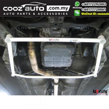 Subaru Impreza V7 Wagon 2001 - 2003 Ultra Racing Front Lower Bar (4 Points)