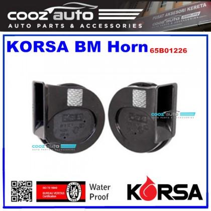 Korsa BM Horn (65B-01226) Car Horn Motorcycle Horn