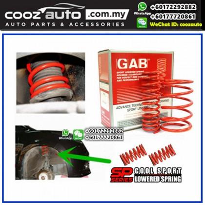 Honda Accord 2008-2013 GAB SP Series Cool Lowered Sport Spring