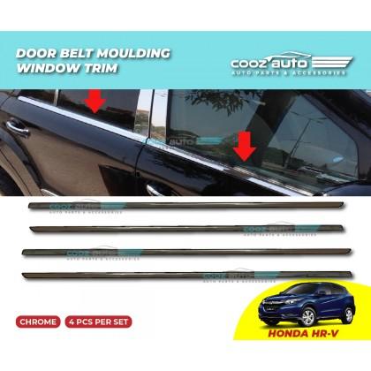 Honda HRV Window Trim Chrome Lining / Door Belt Moulding