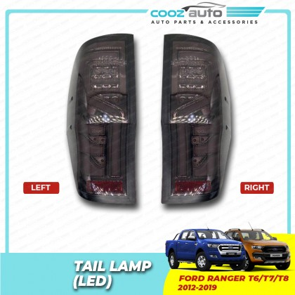 Ford Ranger T6/T7/T8 2012 - 2019 LED Rear Left & Right Side Taillamp Tail lamp Tail light