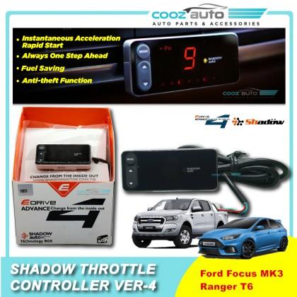 Ford Focus MK3 / Ranger T6 Shadow E-Drive Advance 4 Electronic Throttle Controller Version 4