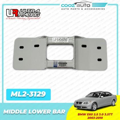 BMW E60 525i 530i 535i 2.5 3.0 3.5TT 2003 - 2010 Ultra Racing Middle Lower Bar Member Brace