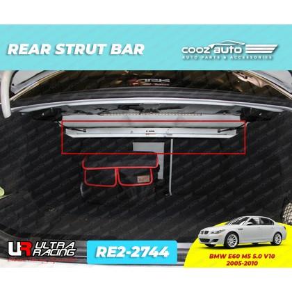 BMW E60 M5 5.0 2005 - 2010 Ultra Racing Rear Strut Bar Tower Bar (2 Points)