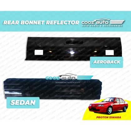 Proton Iswara Sedan Aeroback Old Rear Bonnet Reflector without Bracket