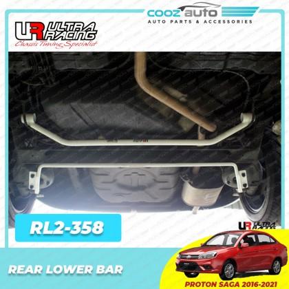Proton Saga BT3 2016 - 2021 Ultra Racing Bar Strut Bar Sway Bar Anti Roll Bar Front Middle Lower Rear Bar Room Bar