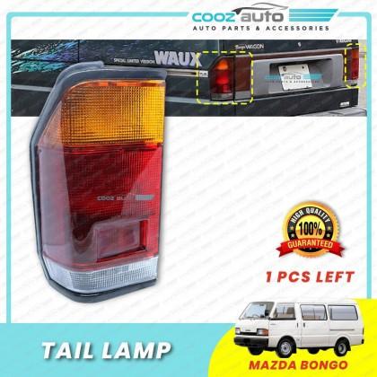 Mazda Bongo 1985 Rear Left & Right Side Taillight Taillamp Tail Lamp
