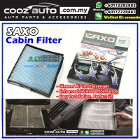 Honda City 2009-2013 Saxo Cabin Air Cond Aircon Replacement Filter