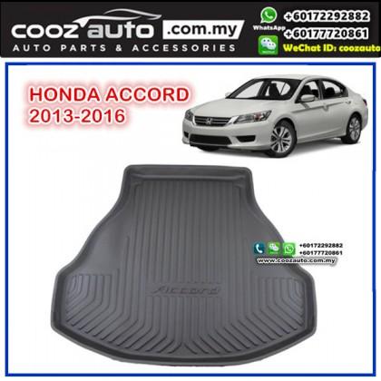 Honda Accord 2013-2017 Luggage / Boot / Cargo Tray