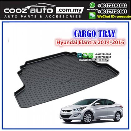 Hyundai Elantra 2014-2016 Luggage / Boot / Cargo Tray
