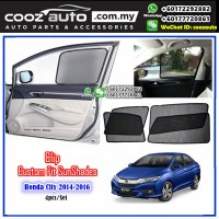 Honda City 2014-2016 OEM Fitting Sun Shade Sunshade