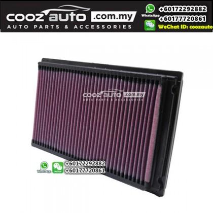 SUBARU IMPREZA / IMPREZA WRX STI 2005-2007 K&N High Performance Stock Replacement Washable Air Filters