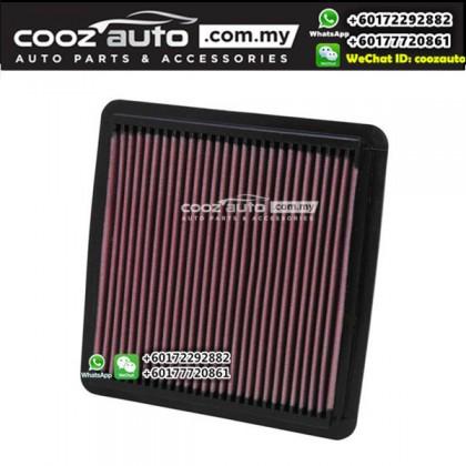 SUBARU IMPREZA 2007-2010 K&N High Performance Stock Replacement Washable Air Filters