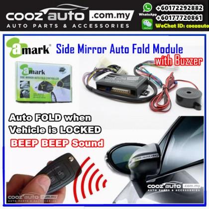 HONDA ACCORD 2.0 2008-2012 A-MARK Side Mirror Auto Fold Folding Controller Module With Alarm Buzzer