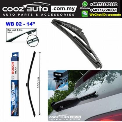 Mitsubishi Pajero V80 V90 2006-2009 Bosch Rear Windscreen Wiper Blade