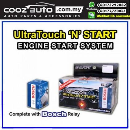 Honda Jazz 2003-2011 EasyCar ANTI-THEFT Ultra Touch n Start Invisible Hidden Switch Engine Start System
