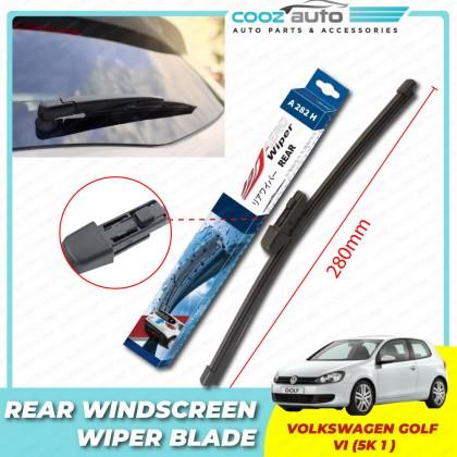 "Volkswagen Golf Mk6 Mk VI 5K1 BA5 5G1Bosch Rear Windscreen Flat Wiper Blade 11"" (280mm)"