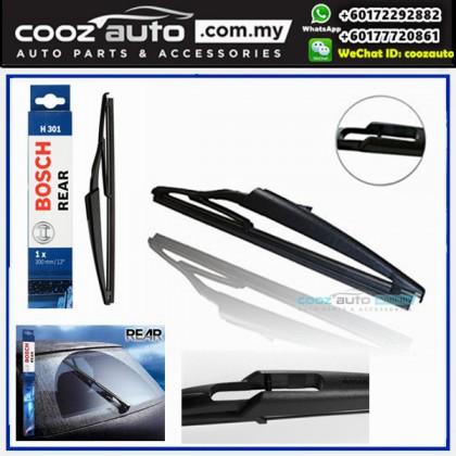 """Peugeot 308 T7 2008-2013 Bosch Rear Windscreen Flat Wiper Blade 12"""" (300mm)"""