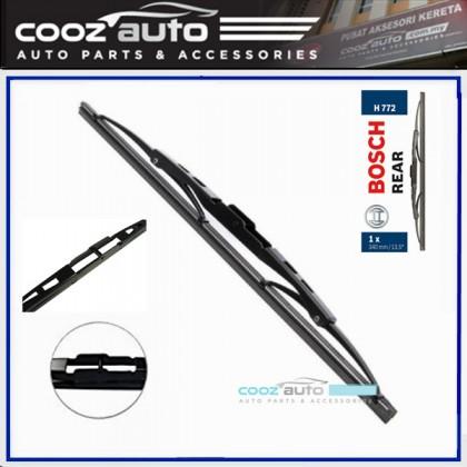 """Audi A3 / A3 Quattro 2006-2013 Bosch Specific Fit Rear Windscreen Flat Wiper Blade 14"""" (340mm)"""