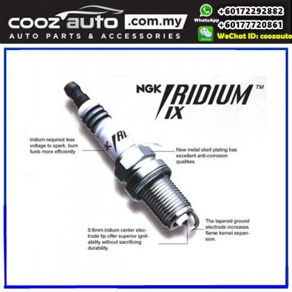NGK 3691 TR8IX IX Iridium Spark Plug