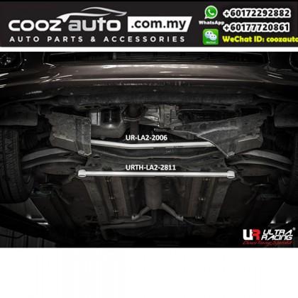 Proton Ertiga 1.4 2012 2WD Ultra Racing Front Lower Bar Member Brace (2 Points)