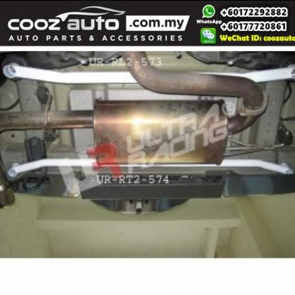 Suzuki Grand Vitara J20A Ultra Racing Rear Lower Bar / Rear Member Brace (2 Pts)