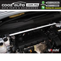 Kia Carens 2nd Gen 2.0 2006 2WD Ultra Racing Front Strut Bar / Front Tower Bar (2 Points)