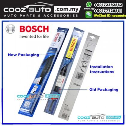 HONDA CITY GM6 2014-2016 Bosch Aerofit Frameless Flat Blade Wiper (2pcs/set)