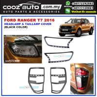 FORD RANGER T7 2016 - 2017 HeadLamp & TailLamap / Head & Tail Lamp Cover