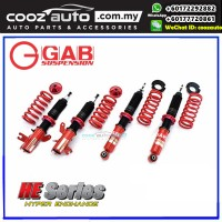 Honda City Zx 02-07 GAB HE Series Body Shift Height High Low Adjustable Suspension