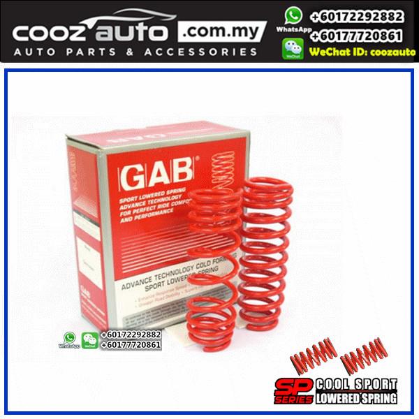 Mazda 2 GAB SP Series Cool Lowered Sport Spring