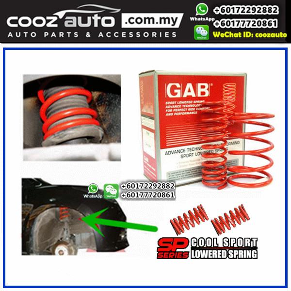 Nissan AD RESORT / MAZDA BD BF GAB SP Series Cool Lowered Sport Spring